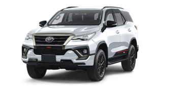 NEW FORTUNER 4x4 2.4 VRZ A/T DSL