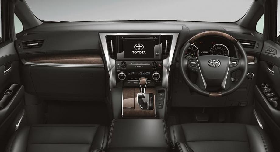 Mengenal Keunggulan Interior Toyota Alphard Auto2000